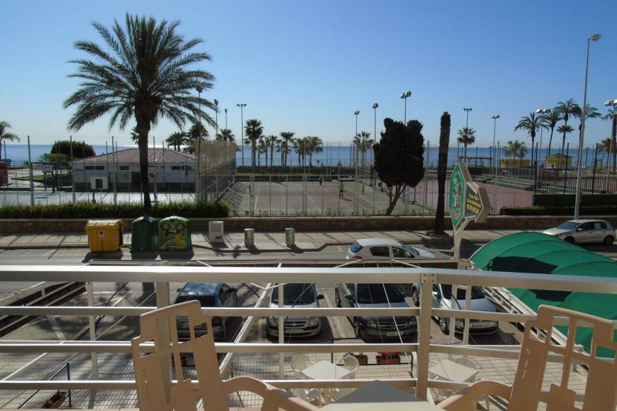 Apartment To Rent In Torre Del Mar Spain With Shared Pool