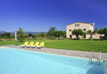 7 bedroom Villa for rent in Cambrils