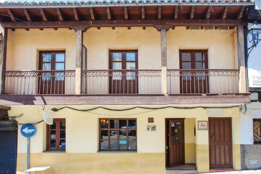 Apartment rental in Cabezuela del Valle