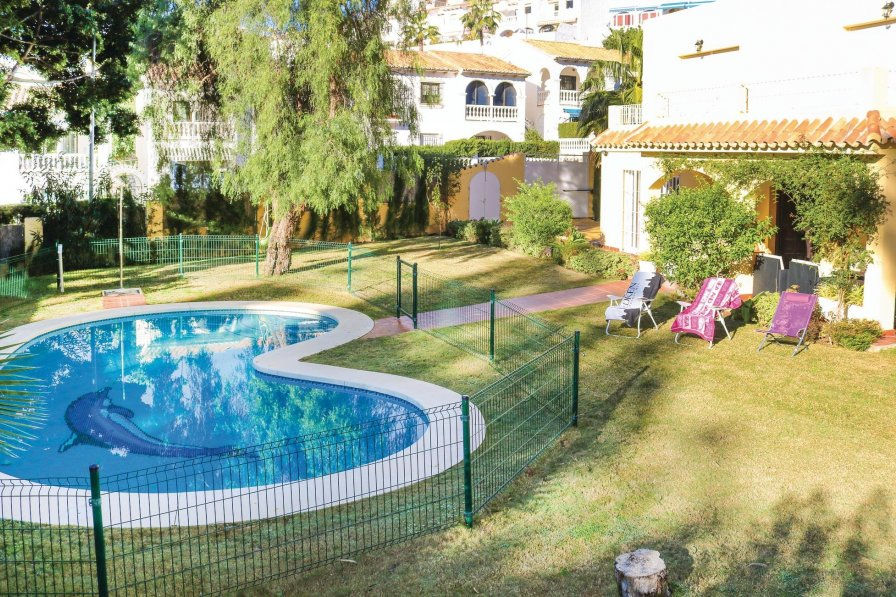 Villa in Spain, Torrequebrada