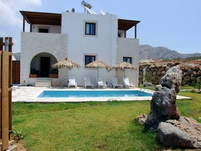 Villa in Greece, Makri Gialos: Aeolus 5 bedroom holiday rental villa with private pool