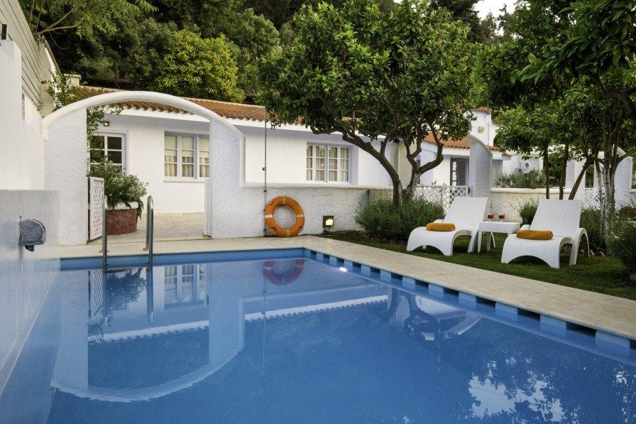 Villa in Greece, Ixia