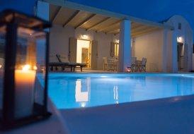 Villa in Santorini, Greece