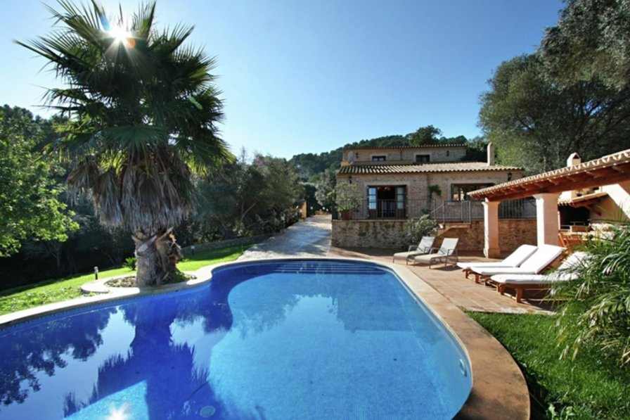 Villa in Spain, Petra