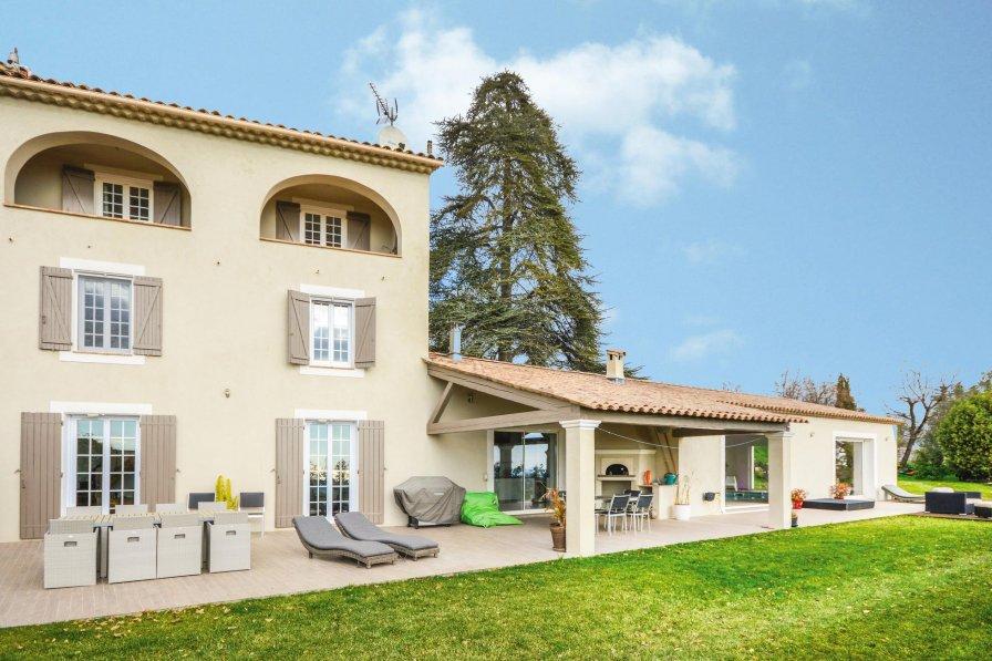 Villa in France, La Gaude Nord