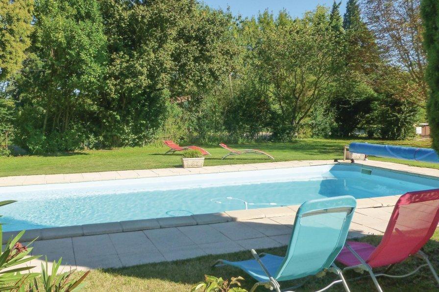 Villa in France, Les Ecarts