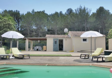 Villa in Pourcieux, the South of France