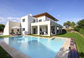 5 bedroom Villa for rent in Puerto Pollensa