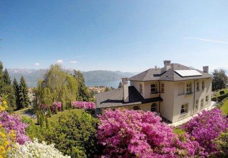 Villa in Baveno, Italy
