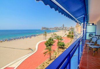 4 bedroom Apartment for rent in Benidorm