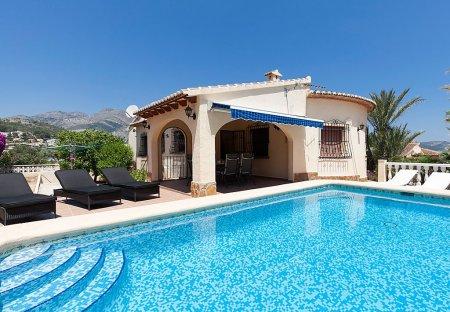 Villa in Palmeria, Spain