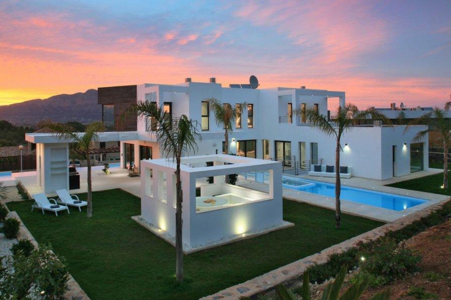 Villa in Spain, Jávea