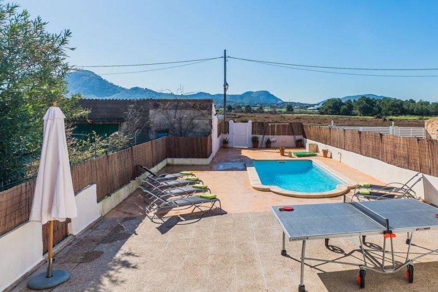 Villa in Spain, Es Grau