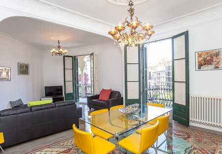 Apartment in La Dreta De L'Eixample, Spain