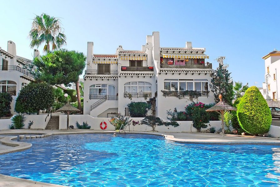 Owners abroad Villa with swimming pool in Cabo Roig