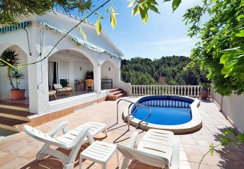 3 bedroom House for rent in Altea