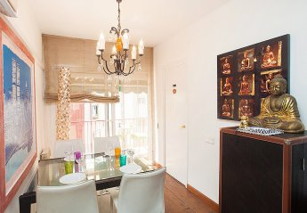 2 bedroom Apartment for rent in Sants-Montjuic