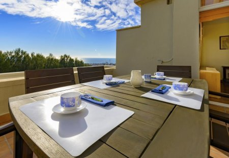 Apartment in Vallpineda, Spain