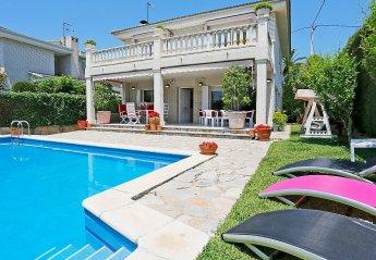 6 bedroom Villa for rent in Vilafortuny