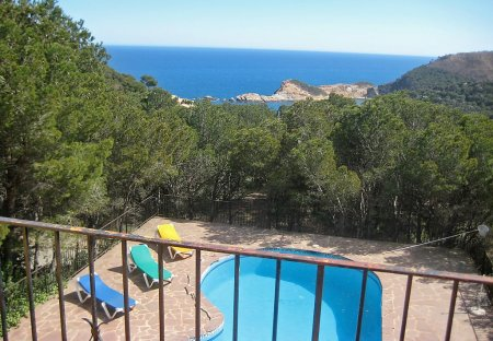 Villa in Cap sa Sal, Spain