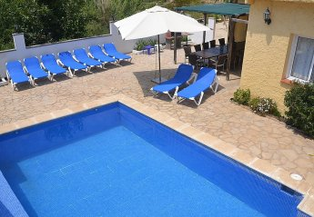 6 bedroom Villa for rent in Els Pinars