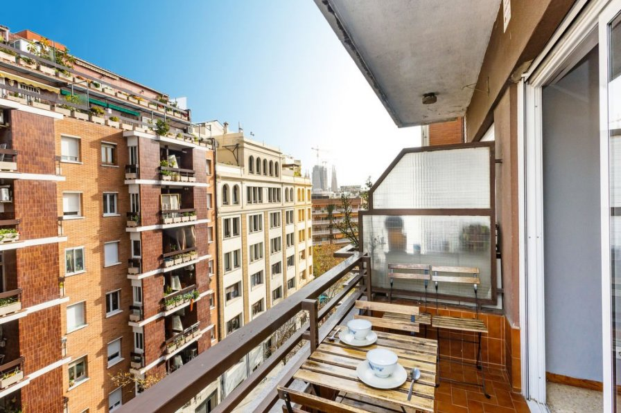 Apartment in Spain, El Camp D'En Grassot I Gràcia Nova