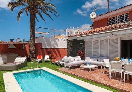 Villa in Playa del Inglés, Gran Canaria