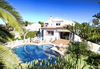 5 bedroom House for rent in Calpe