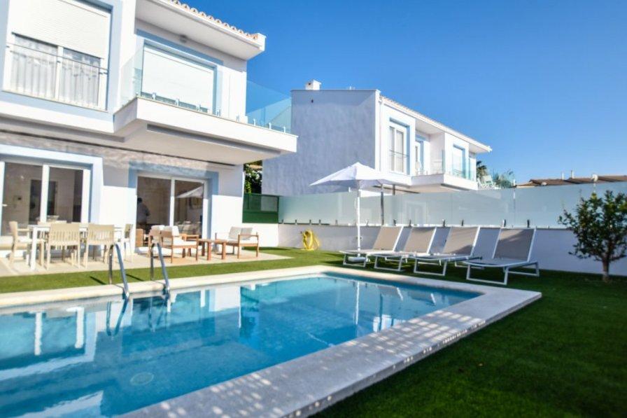 Villa in Spain, Platja d'Alcudia