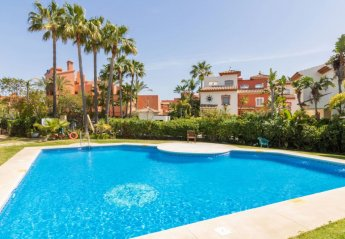 4 bedroom House for rent in Estepona