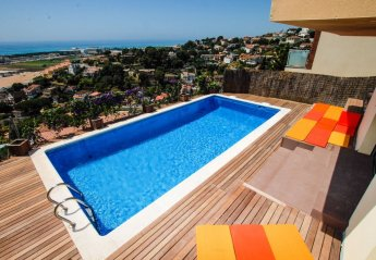 4 bedroom Villa for rent in Santa Susanna