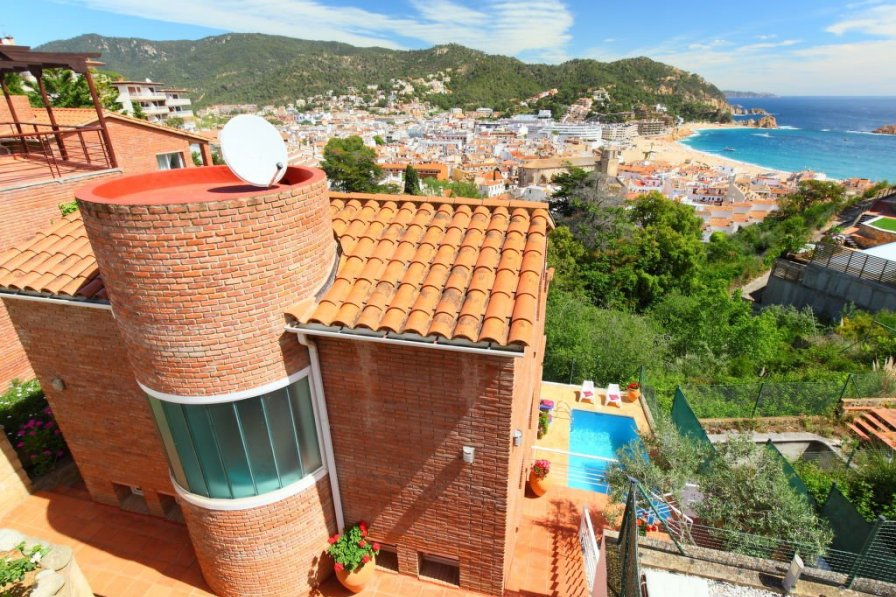 Villa in Spain, Tossa de Mar