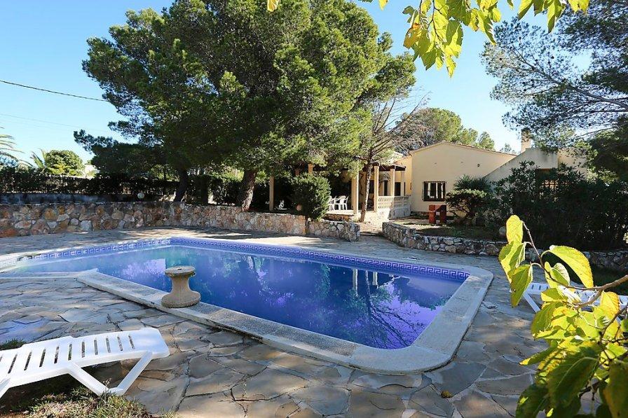 Villa in Spain, Les Tres Cales