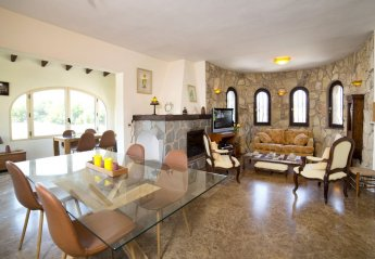6 bedroom House for rent in Calpe