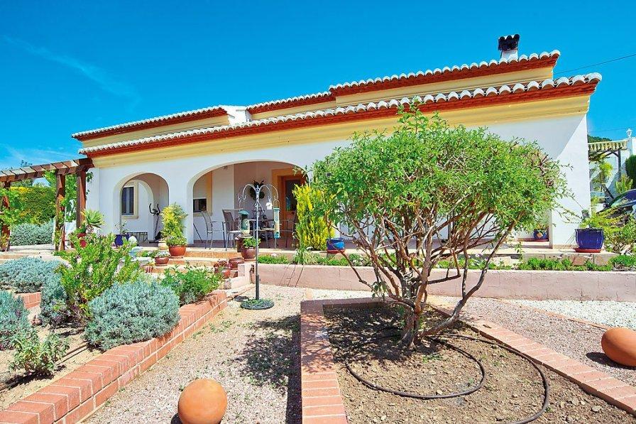 Villa in Spain, Rafalet