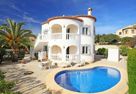 Villa in Costera del Mar, Spain