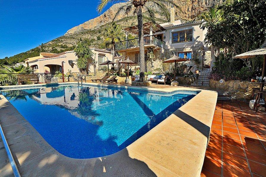 Villa in Spain, Montgó-Toscamar