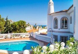 Villa in El Faro, Spain