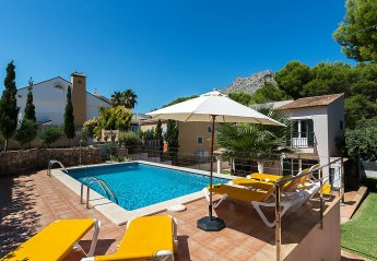 4 bedroom House for rent in Cala San Vicente