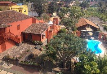 5 bedroom Villa for rent in Tacoronte