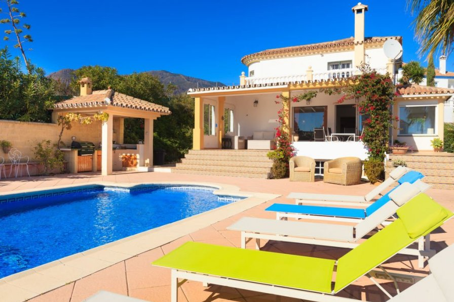Villa in Spain, Estepona