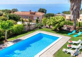 Villa in Lloret de Mar, Spain