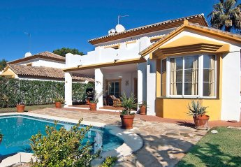 3 bedroom House for rent in Sitio de Calahonda