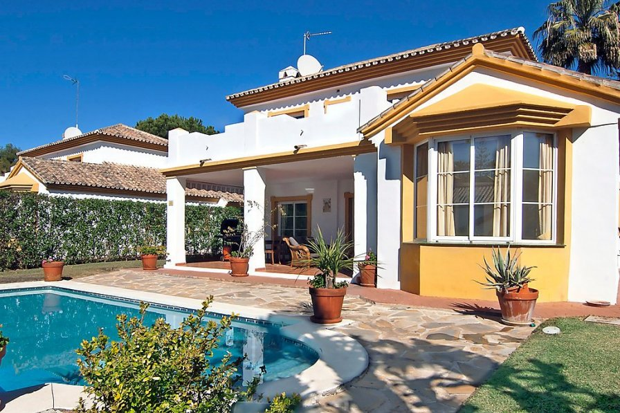 Bedroom Villas To Rent In Costa Del Sol
