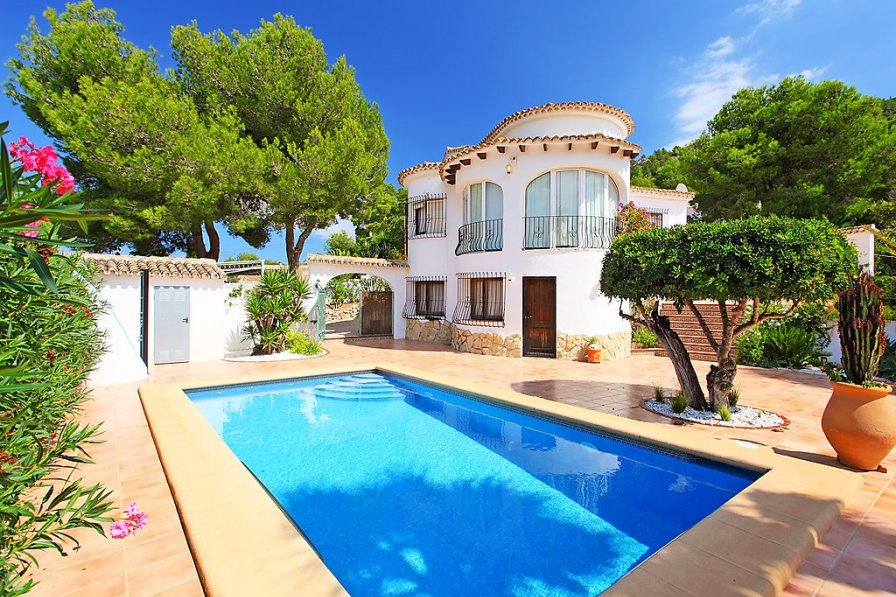 Villa in Spain, Alcasar