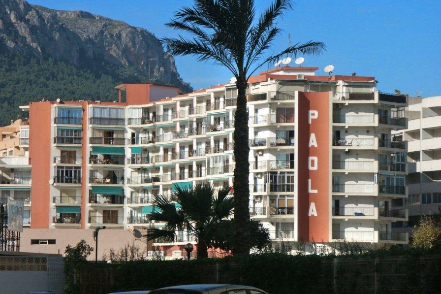 Apartment in Spain, Calpe: DCF 1.0