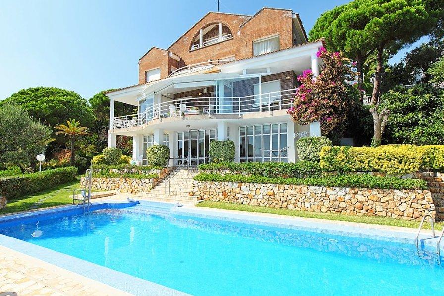 Villa in Spain, Els Tres Turons