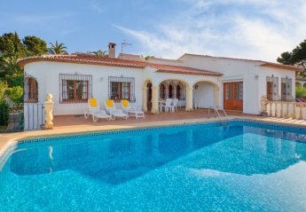 3 bedroom House for rent in Javea