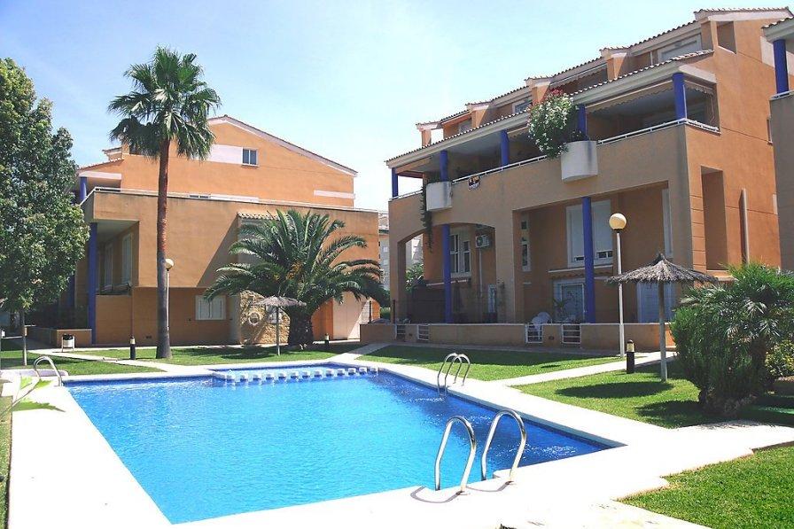Apartment in Spain, Parque Calablanca