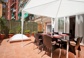 3 bedroom Apartment for rent in Sants-Montjuic